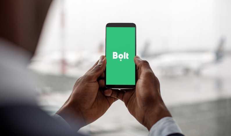 Aplicația de ride-hailing Bolt introduce opțiunea de plată în numerar