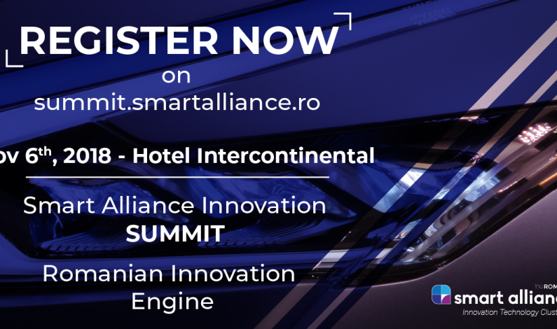 Smart Alliance Innovation Summit 2018