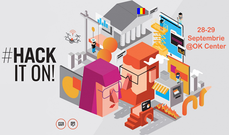 Hack it on hackathon bucuresti 2019