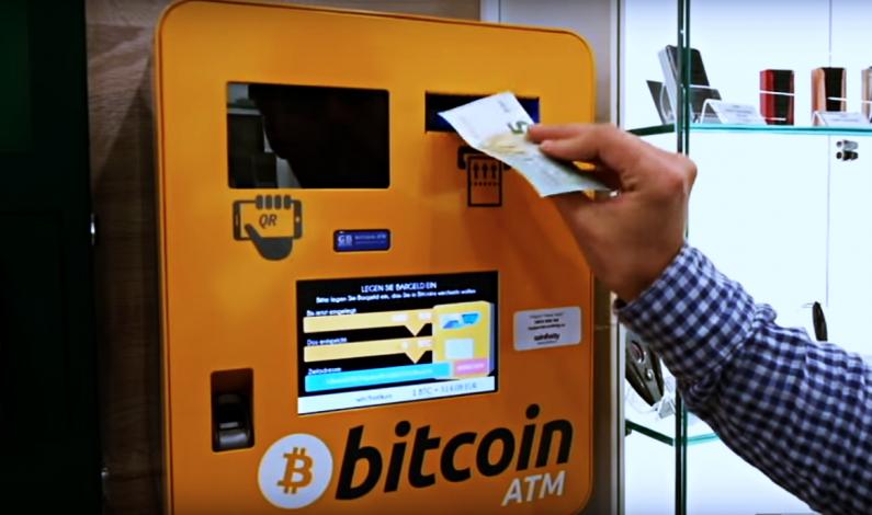bancomat bitcoin în Elveția